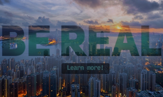 Be real blog- Learn More