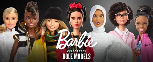 Barbie social campain